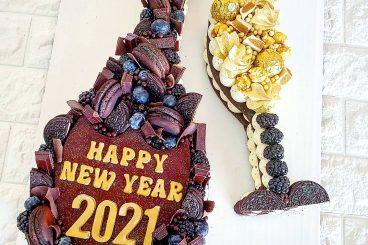 2021 CHAMPAGNE CAKE